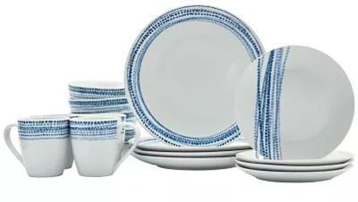 Tabletop Unlimited Aaron 16pc Dinnerware Set