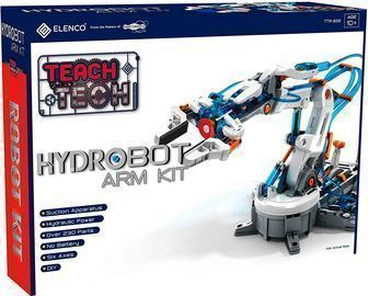Elenco Teach Tech Hydrobot Arm Kit