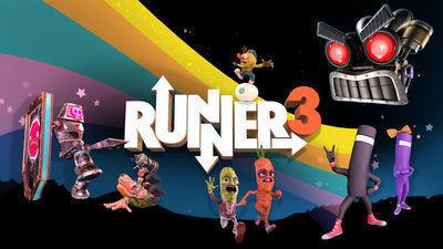 Runner 3 (Nintendo Switch)