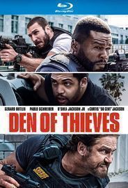 Den of Thieves (Blu-ray, 2018)