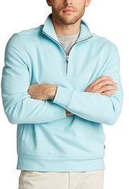 Nautica Classic-Fit Men's Quarter-Zip Fleece Sweatshirt
