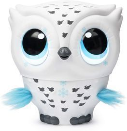 Owleez Flying Baby Owl Interactive Toy