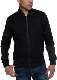 Sean John Men's Lightweight Moto Jacket