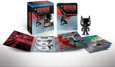 Batman Beyond: The Complete Series Deluxe LE (Blu-Ray)