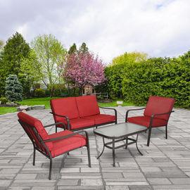 Mainstays Stanton 4-Piece Patio Furniture Conversation Set