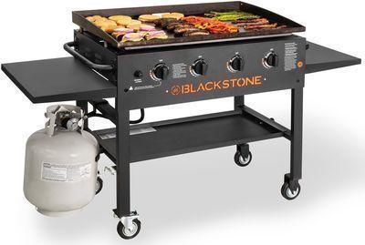 Blackstone 4-Burner 36 Griddle Cooking Station