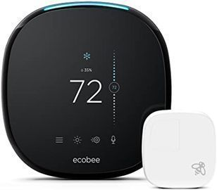 ecobee4 Smart Thermostat with Built-In Alexa