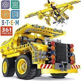 STEM Toy Building Set Construction Engineering Kit
