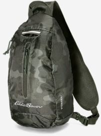 10-Liter Stowaway Packable Sling Bag
