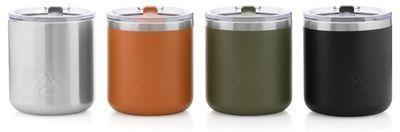 Ozark Trail 12oz Vacuum Insulated Stainless Steel Mug Set