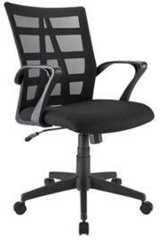 Brenton Studio Jaxby Mesh/Fabric Mid-Back Task Chair