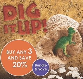 MindWare - 20% Off 3+ Dig it Up Bundles