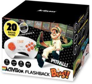 Activision Flashback Blast! Retro Gaming Console