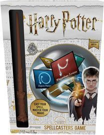 Harry Potter Spellcasters Charade Game