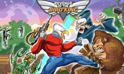 Revenge of the Bird King | Digital Download