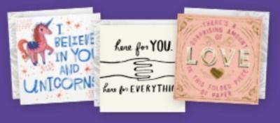 Hallmark.com - Free 3-Pack Hallmark Greeting Cards