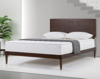 Slumber 1 by Zinus 8 Spring Mattress-In-a-Box (Twin)