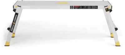 Gorilla Ladders Slim-Fold Work Platform 300lb Load Capacity