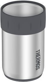 Thermos Stainless Steel Beverage Can Insulator