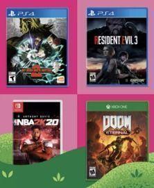 Target - Buy 2, Get 1 Free On Video Games, Board Games & Card Games