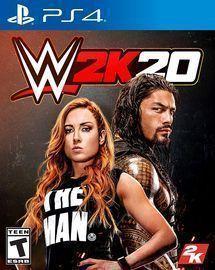 WWE 2K20 (PS4 / Xbox One)