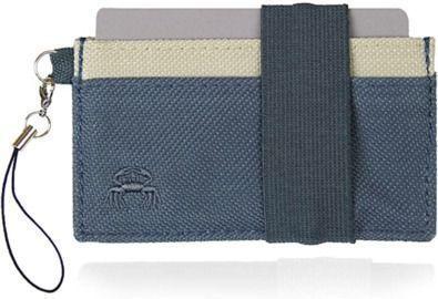 Crabby Gear Front Pocket Minimalist Wallet