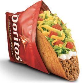 Taco Bell - Free Doritos Locos Taco TODAY!