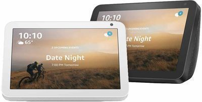 (2) Amazon Echo Show 8 Smart Displays