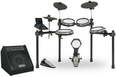 Simmons SD600 Electronic Drum Set w/ Monitor