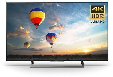 Sony XBR-49X800E 49 4K Ultra HD Smart LED TV (Refurb)