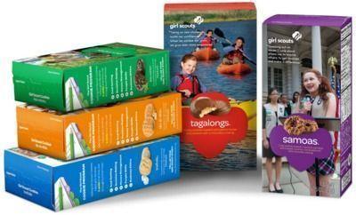 Buy Girl Scout Cookies Online!