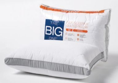 The Big One Quilted Side Sleeper Bed Pillow