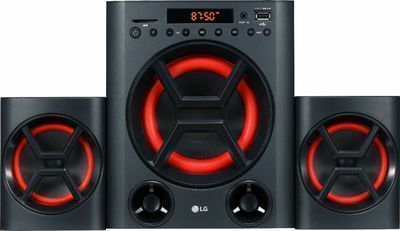LG XBOOM 40W Speaker System and Subwoofer Combo Set