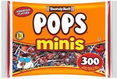 Tootsie Pops Minis 300-Count