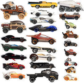 Star Wars Die Cast Hot Wheels 12-Pack