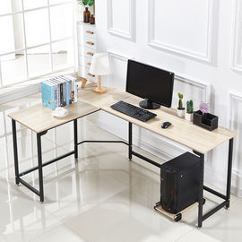 Best Choice Products Modern L-Shaped Corner Desk w/ CPU Stand