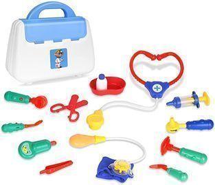 Zooawa Doctor Kits Pretend Play, Doctor and Nurse Set