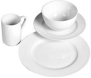 Tabletops Unlimited Soleil Porcelain 16-pc. Dinnerware Set