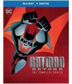 Batman Beyond: The Complete Series Blu-Ray Set