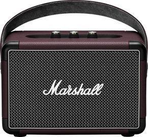 Marshall Kilburn II Portable Bluetooth Speaker, Burgundy