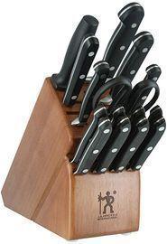 J.A. Henckels International Classic Knife Block Set, 16pc