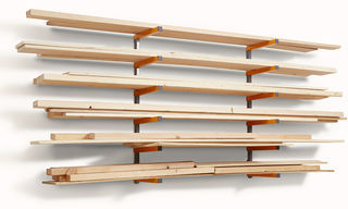 Bora Portamate 6-Level Lumber Storage Rack