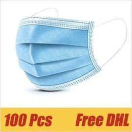 Wholesale KN95 Disposable Face Mask 100pcs