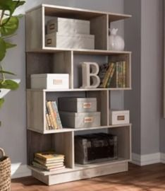 Teagan Display Bookcase