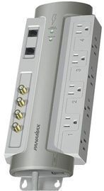 Panamax 8-Outlet Power Conditioner/Surge Protector