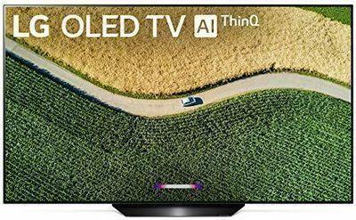 LG OLED65B9PUA B9 Series 65 4K OLED HDTV