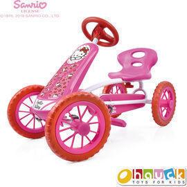 Hello Kitty Lil'Turbo Pedal Go Kart Ride On Kart