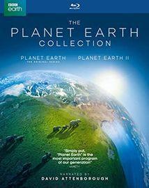 Planet Earth I & II Blu-ray Set