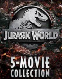 Jurassic 5-Movie Collection (Digital Bundle)