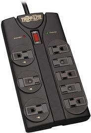 Tripp Lite 8 Outlet Surge Protector Power Strip